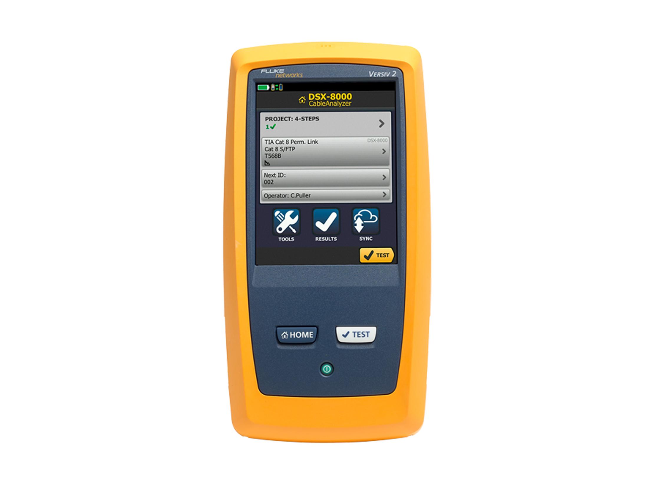 福禄克Fluke DSX2-8000 CH CableAnalyzer? 线缆分析仪