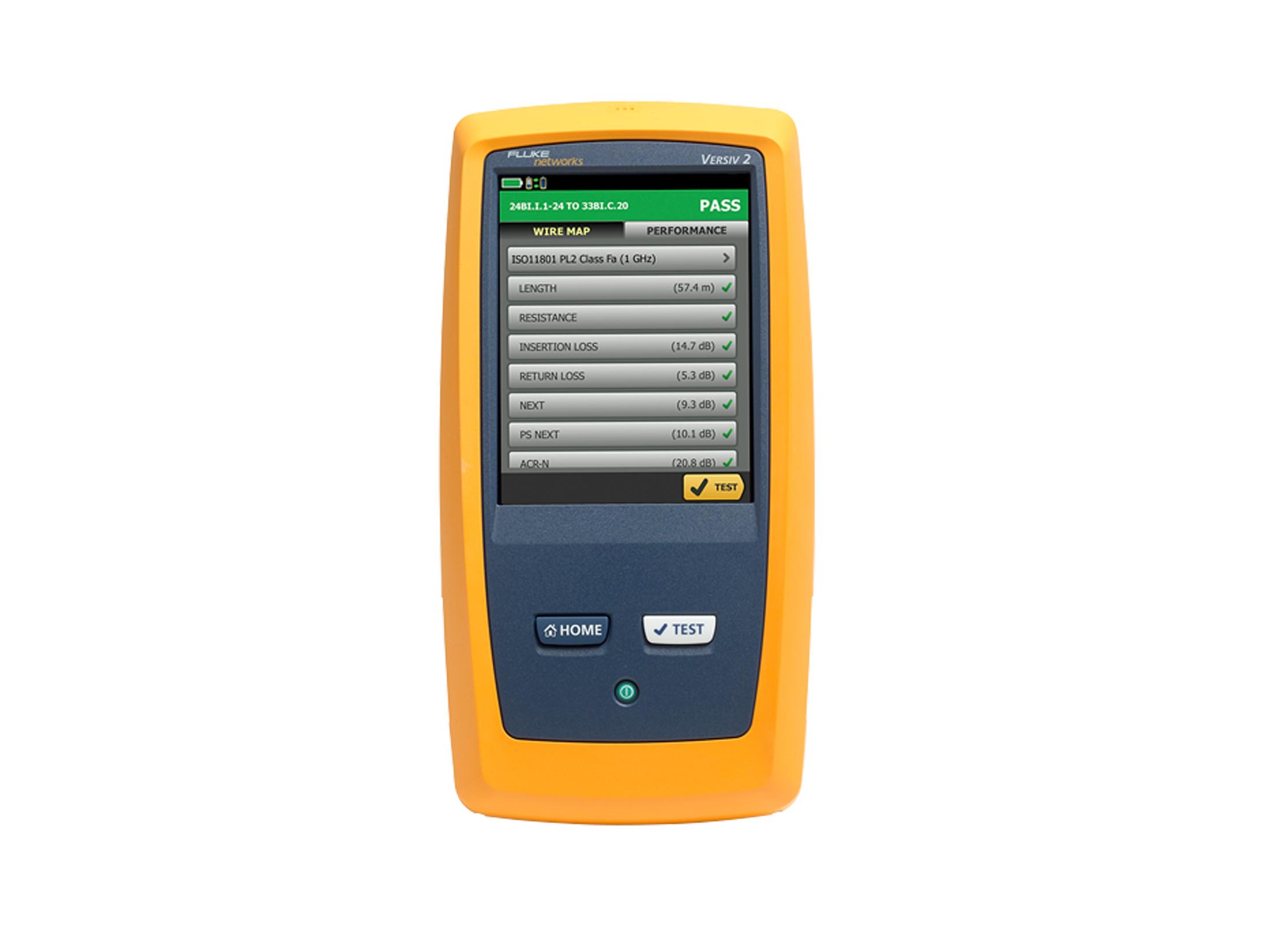 福禄克Fluke DSX2-5000 CH CableAnalyzer?电缆认证分析仪
