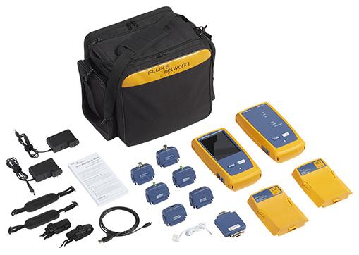 福禄克Fluke DSX2-5-IE-K1 工业以太网测试套件