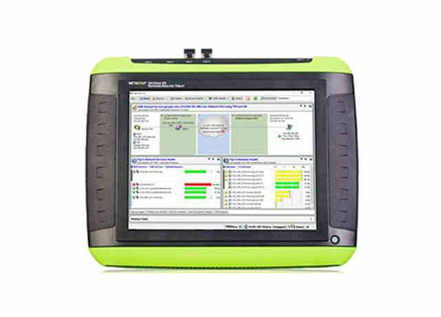 网络分析平板电脑OptiView XG