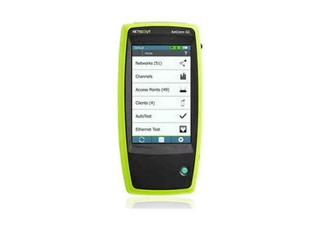 手持无线网络故障诊断仪AirCheck G2